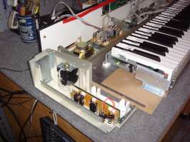 nord keyboard repair